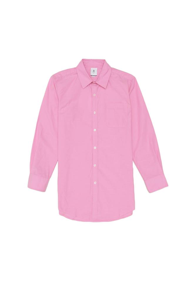 BLAKE SLIM-FIT DRESS SHIRT IN PINK
