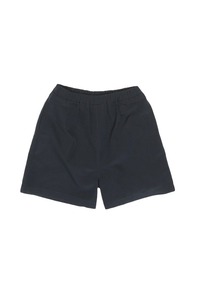 EDDY NYLON SHORTS IN NAVY