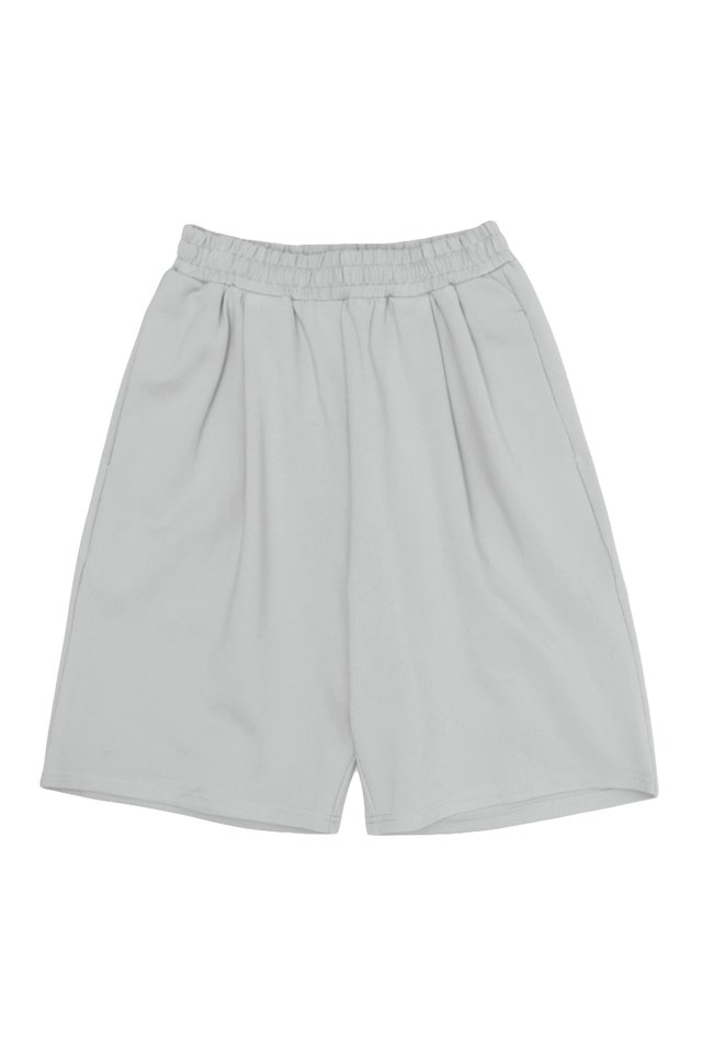 SILAS TRACK SHORTS IN GREY