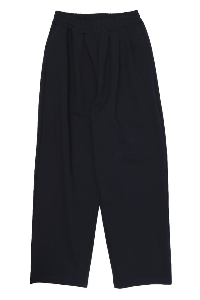 URIAH TRACK TROUSERS IN NAVY