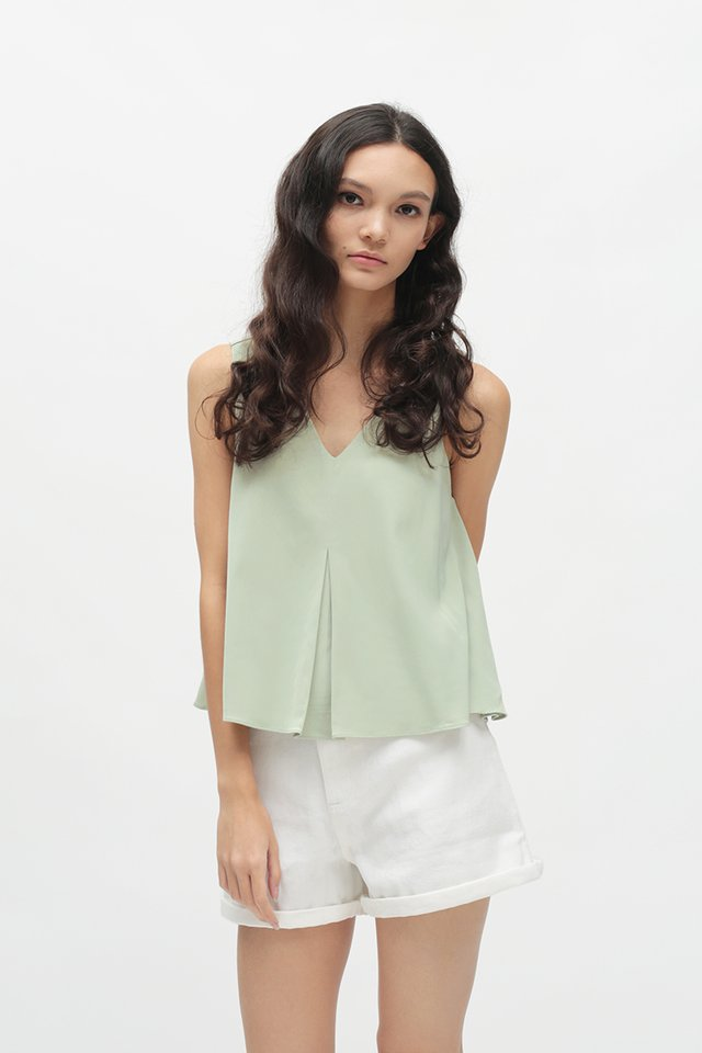 HANA TWO WAY TANK TOP IN LAUREL