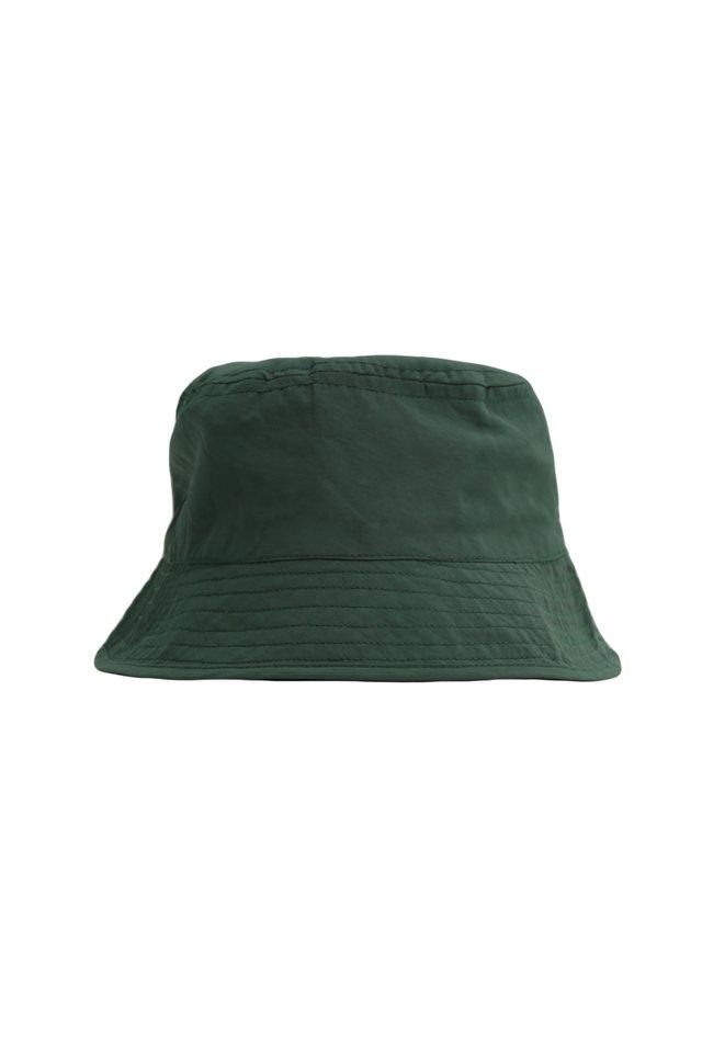 ARCADE REVERSIBLE BUCKET HAT IN FOREST/NAVY