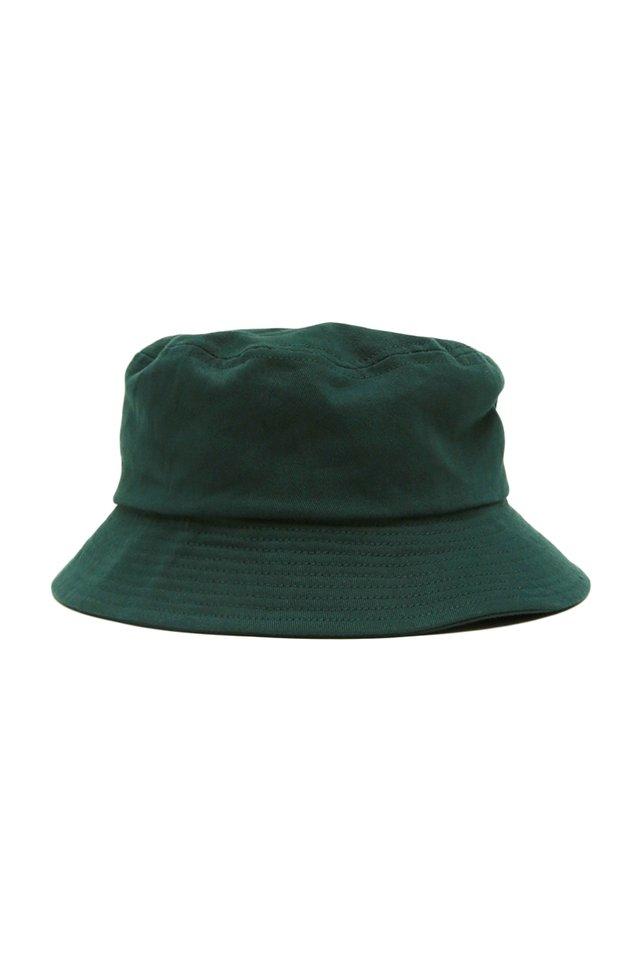 ARCADE TWILL BUCKET HAT IN FOREST